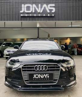 Facelift 2013 Audi A4 1.8 B8.5 TFSi | bmw e90 f30 c200 camry accord