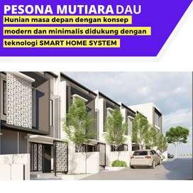 Rumah minimalis 2 Lantai bisa KPR dan sudah SHM
