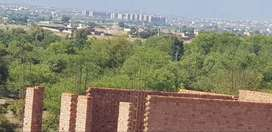 Limited plots booking available with installments near new ISB airport