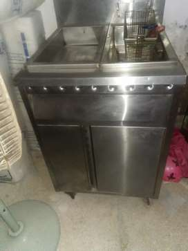 hot plate and fryer for sale
