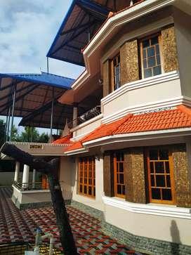 Aluva desham 5 bhk furnished posh house for rent70340.4.8.7seven one
