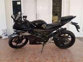 Jual Motor Yamaha R15 Thn 2014 Warna hitam