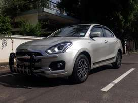 Maruti Suzuki Swift Dzire ZDI AMT(Automatic), 2018, Diesel
