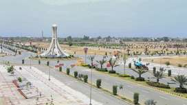 New Lahore City, 5 Marla Plot for Sale Good Opportunity