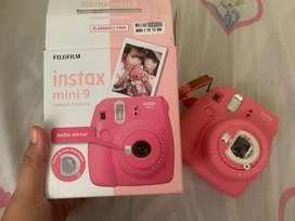 Dijual Instax Mini 9 Warna Pink