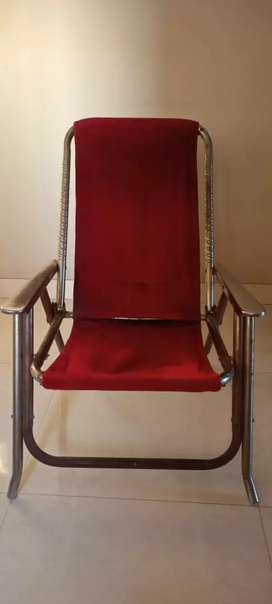 Red colour chair