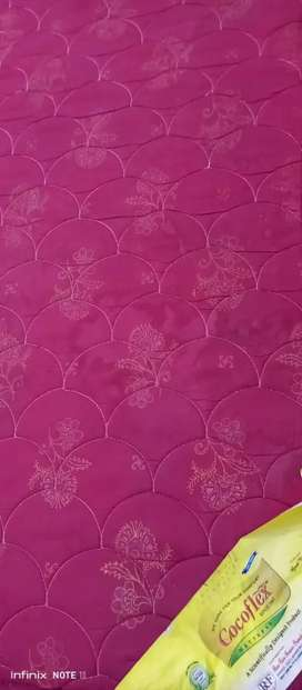 Mattress  of double bed