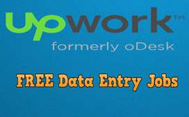 Genuine & simple Data Entry/online Typing jobs-Work from Home -Apply