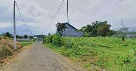 Tanah murah untuk villa dengan view istimewa