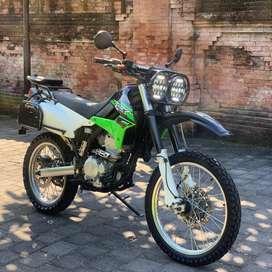 Klx 250 cbu japan 2011