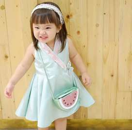 Mint Dress Little Naru