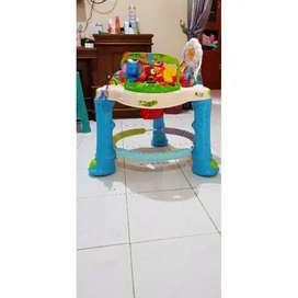 Baby walker multi fungsi