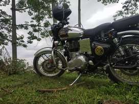 Royal Enfield - classic (chrome) Bs6 2020year model