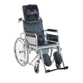 High back reclining wheelchair from China Manufacturer