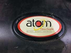 Atom thread mills