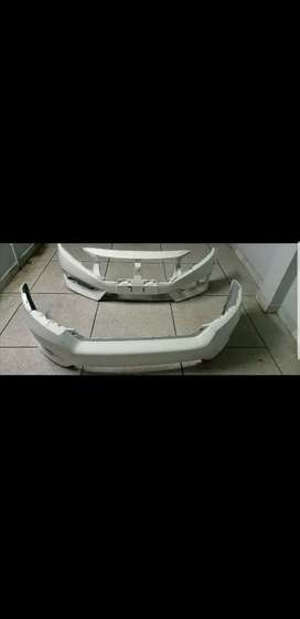 Honda civic x bumpers