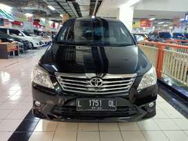 Toyota kijang innova G bensin manual 2013