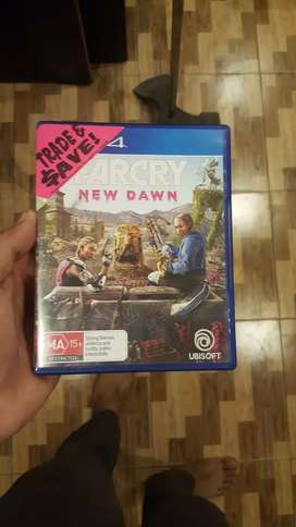 Far Cry New Dawn in 10 by 10 condition