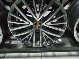 Velg mobil ring 17 hsr untuk mercy inova brv crv cicilan 0% hci medan