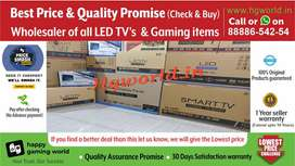 Brand New Led Tv Smart/4K Uhd All Size(UnbeatablePrice&QualityPromise)