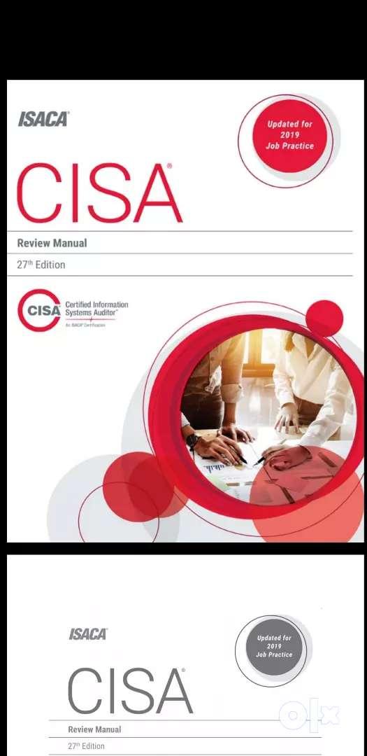 Cbap Cisa latest edition, CRISC ,CISM,CISSP,PMP 0
