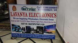 Fornt office and telecaller.. electronics showroom