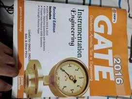 Gate exam book