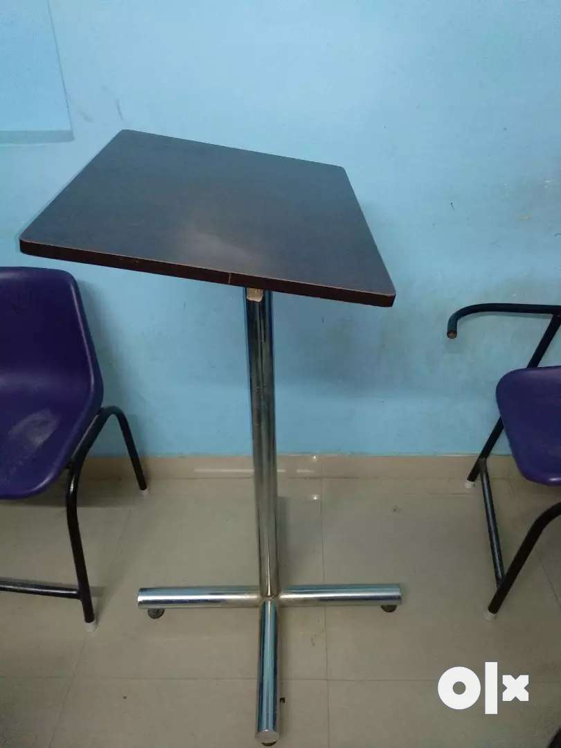 Aluminum lecture stand for sale 0