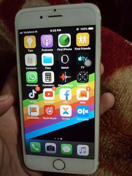 IPHONE 16 GB GOLDEN COLUER