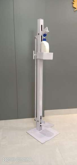 Handsfree Sanitizer foot Operated