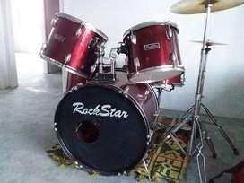 rockstar drum set