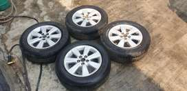 Corolla Altis magwheel  Alloywheel for sale