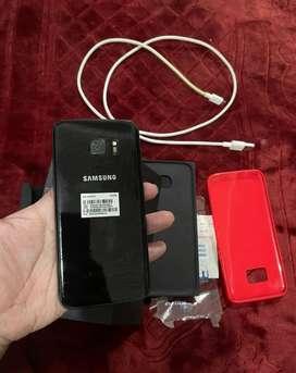 Samsung S7 edge 128gb black mulus no minus