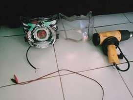 Sparepart dan aksesoris motor
