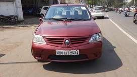 Mahindra Logan Petrol 1.4 GLX, 2007, Petrol
