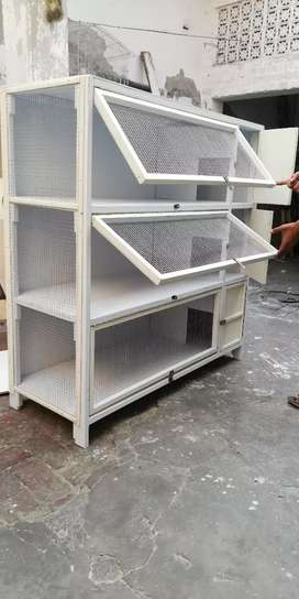 Hen cage / Wooden cage