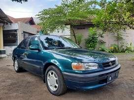 All new Corolla 1997 1.6 manual Ori Istimewa