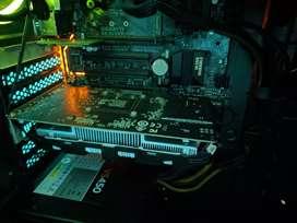 MSI GTX 1050ti 4GB Graphics card