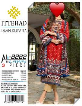 Ittehad brand most hit 3pc AH-8282