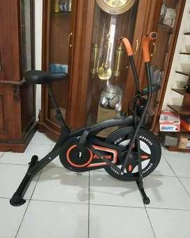 Platinum bike sepeda statis ( central FitnesSport )