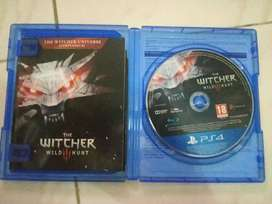 Bd ps 4 the witcher 3