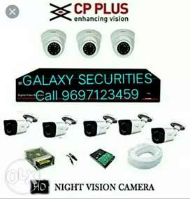 Galaxy securities required technician for (IP)knowing CCTV cameras