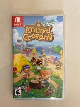 Animal Crosing - Game Nintendo Switch