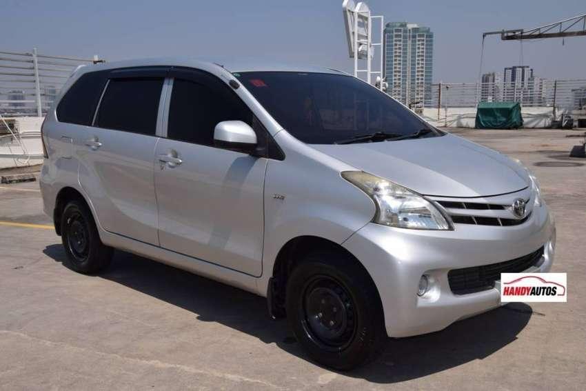 Toyota Avanza E 1.3 Tahun 2014 / 2015 Manual Tangan Pertama 0