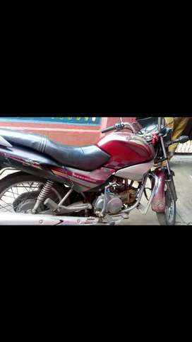 Well maintained very good condition bike