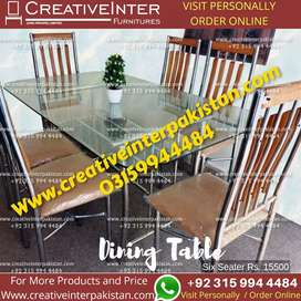 Dining table super design dressing sofa cum bed iron stand wardrobe
