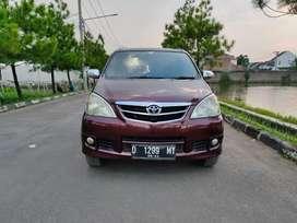 Dp 13 jt.! Kredit murah Toyota New Avanza G matic 2010 new look.!!