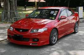 Accord Body kit