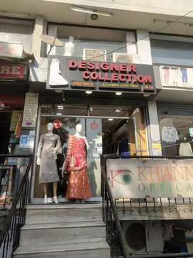 Need a partner or renter for garments showroom