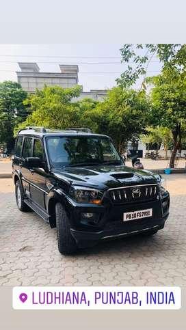 Mahindra Scorpio 2016 Diesel Well Maintained